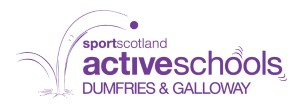Active Schools Dumfries and Galloway Logo